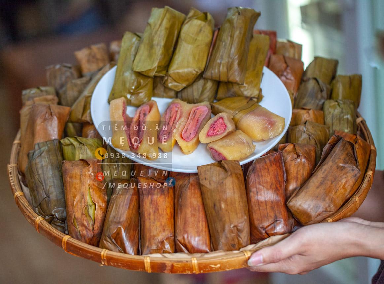 Bánh Khoai Mì Nhân Chuối – Bánh Quê Ngon Ở Sài Gòn